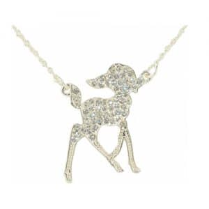 Disney Couture DYN0567: crystal Bambi ketting
