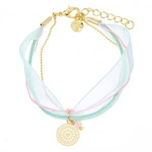 Mint15 Dream Bracelet Aqua