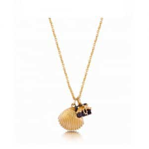 Disney Couture DYN0795: Ariel Shell And Treasure Necklace