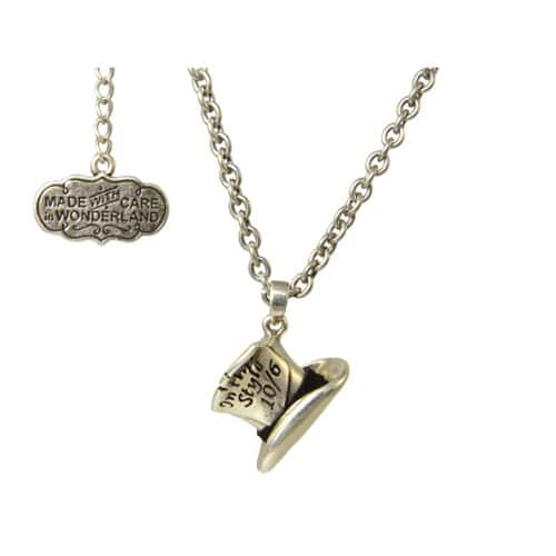 Disney Couture DYN0691: Alice In Wonderland Mad Hatter ketting