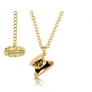 Disney Couture DYN0750: Alice In Wonderland Mad Hatter ketting