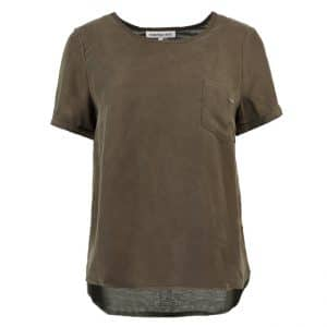 Harper & Yve T-shirt FW17X30-1 in army