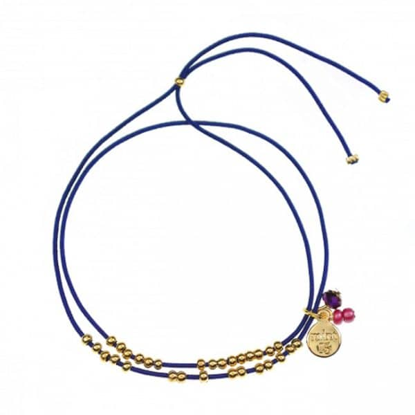 Mint15 Collect the Stars Bracelet Navy Blue