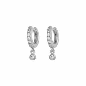 925 Zilveren Ultimate Sparkle Earrings