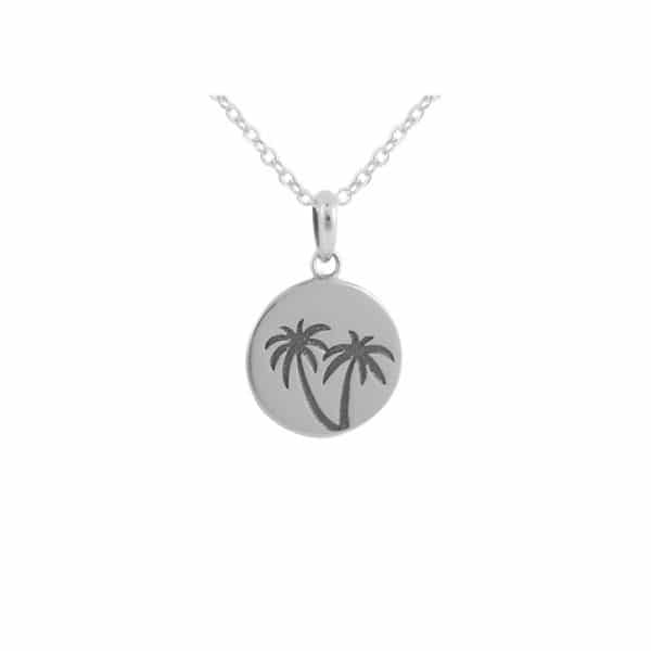 Midsummer Star Miami Medallion Necklace